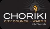 Danny Choriki for Ward 3